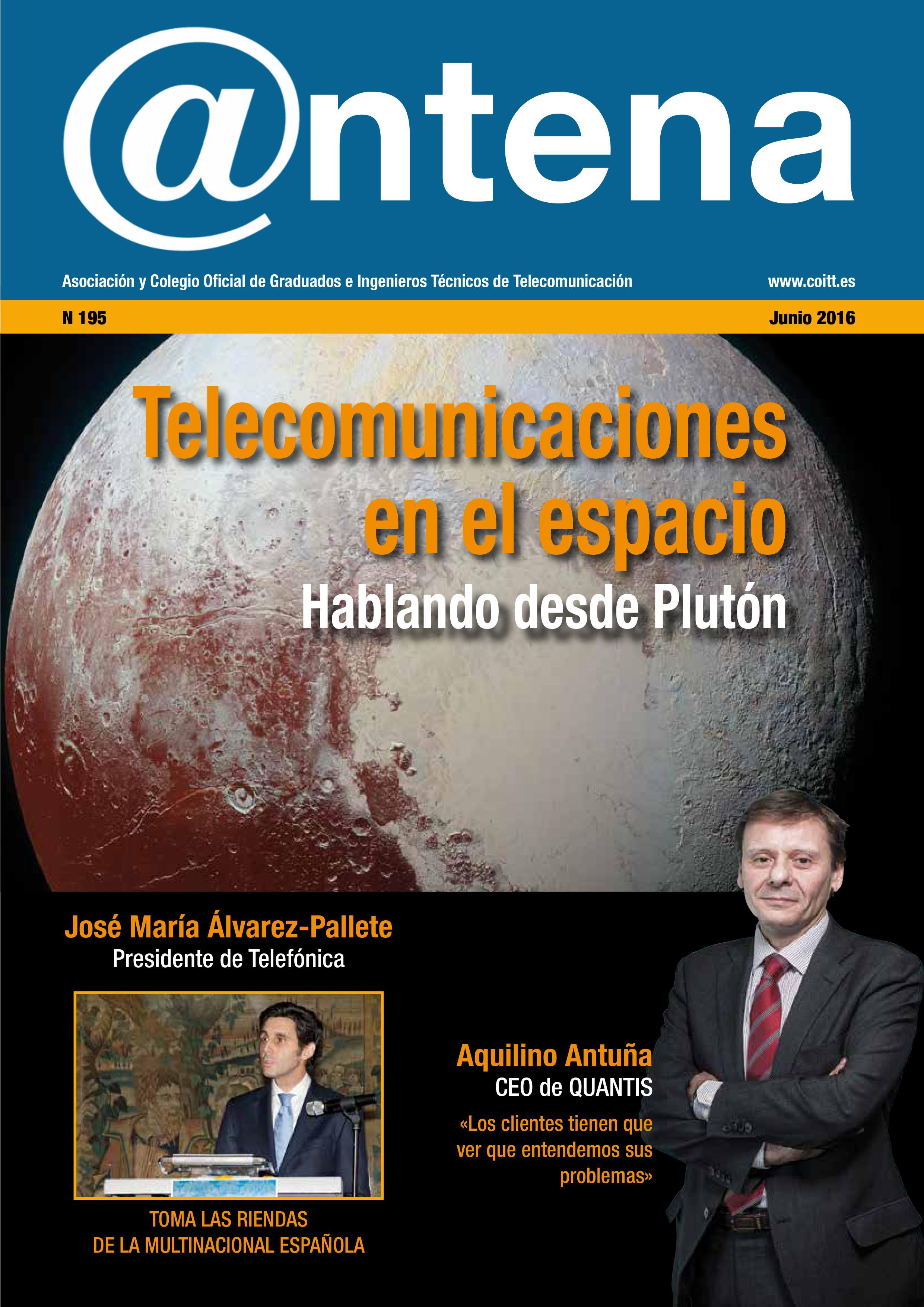 revista telecomunicacion