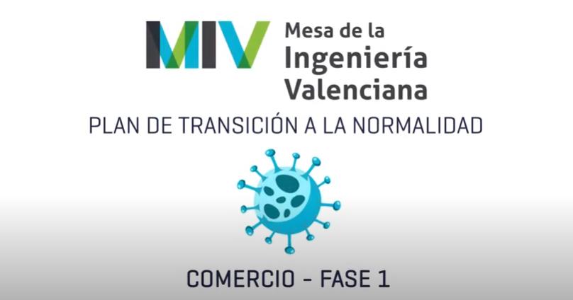 COGITCV/AGITCV participa en la iniciativa de la Mesa de la Ingeniería Valenciana.