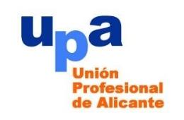 logo union profesional de alicante