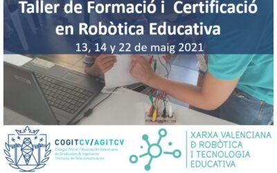Taller de Formació i Certificació en Robòtica Educativa