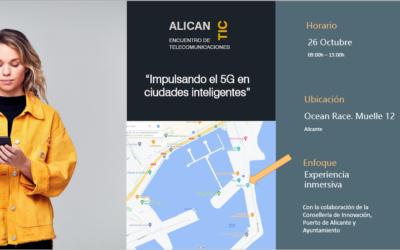 Te esperamos en AlicanTIC, el Encuentro Tecnológico de la Provincia de Alicante