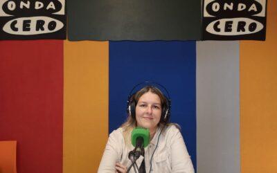La decana del COGITCV profundiza sobre los Premios y Noche de las Telecomunicaciones Valencianas 2021 #NTV2021 en nuestra sección de Onda Cero